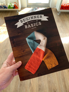 KnitPicks Beginner Basics Knitting Book