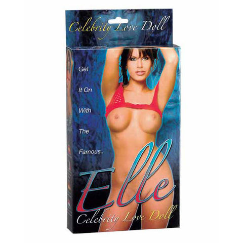 Elle - Inflatable Love Doll