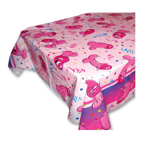 Pecker Table Cover - Hen's Party Novelty