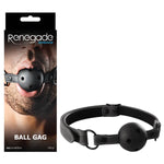 Renegade Bondage - Ball Gag -  Mouth Restraint