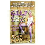 G.I.L.F. Doll - Inflatable Love Doll