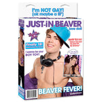 Just-in Beaver - Inflatable Celebrity Love Doll