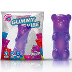 Rock Candy Gummy Vibe - Jelly Bean  Disposable Jelly Bullet