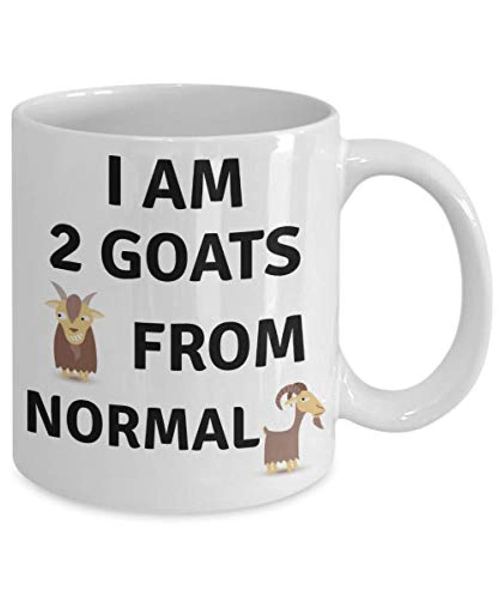 I Am 2 Goats from normal
