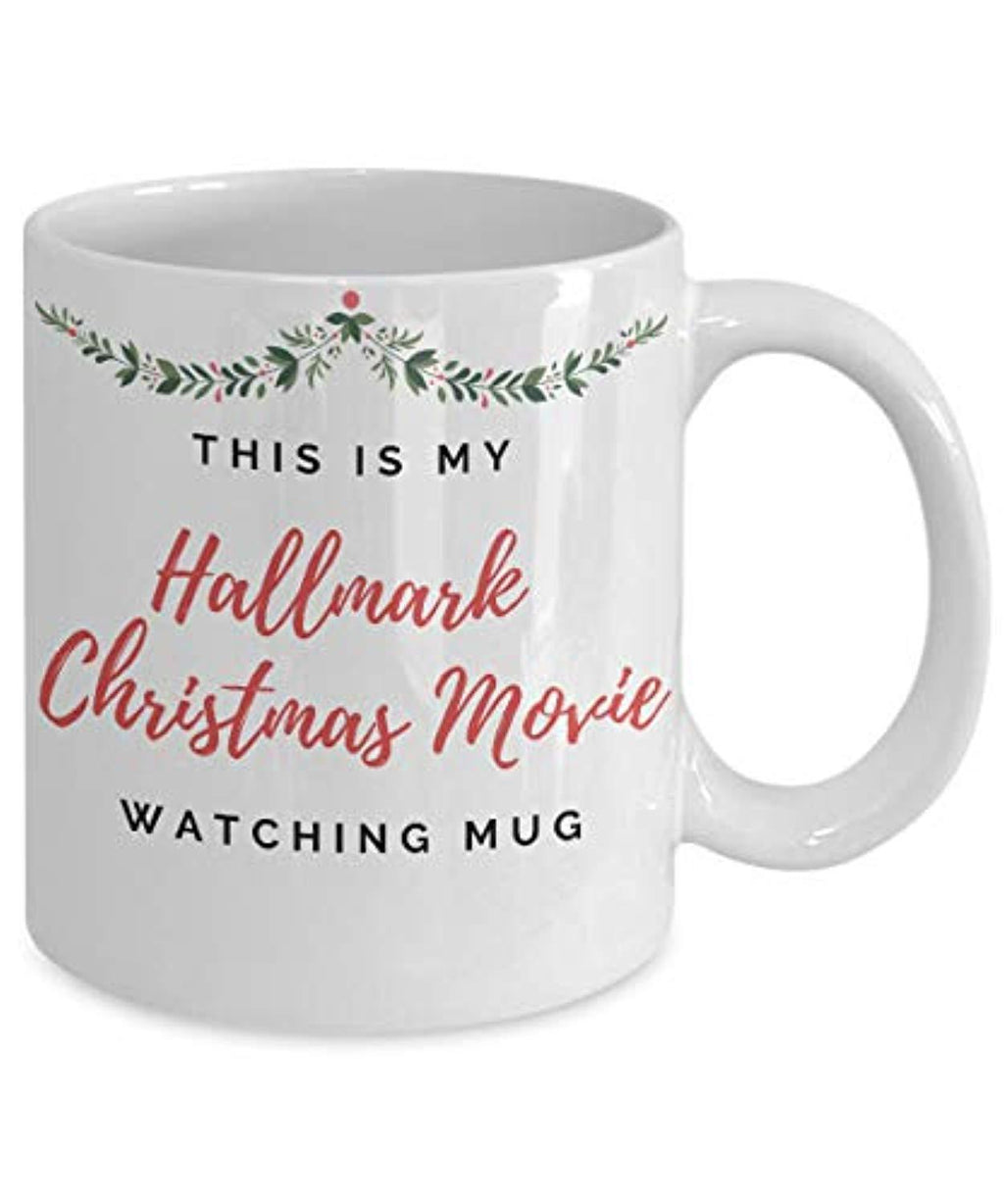This Is My Hallmark Christmas Movie Coffee Mug