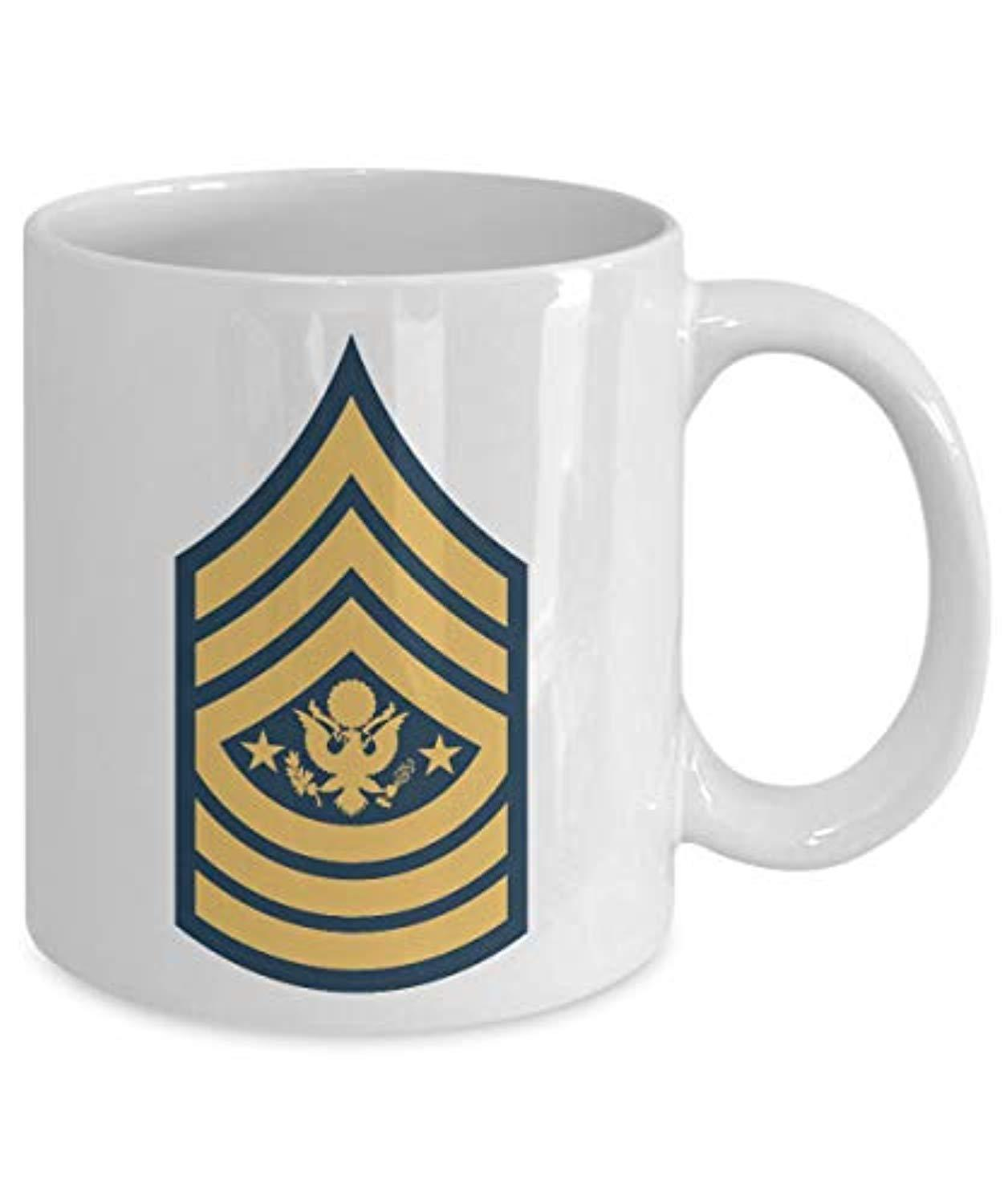 SGM Mug Sergeant Major Of The Army Coffee Cup