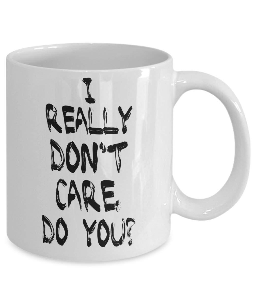 Ivanka Trump Mug I Really Don't Care