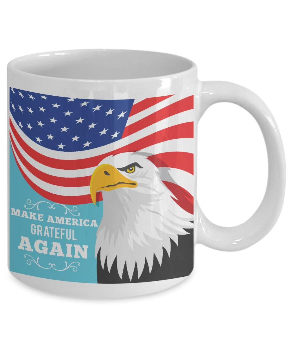 Make America Grateful Again mug