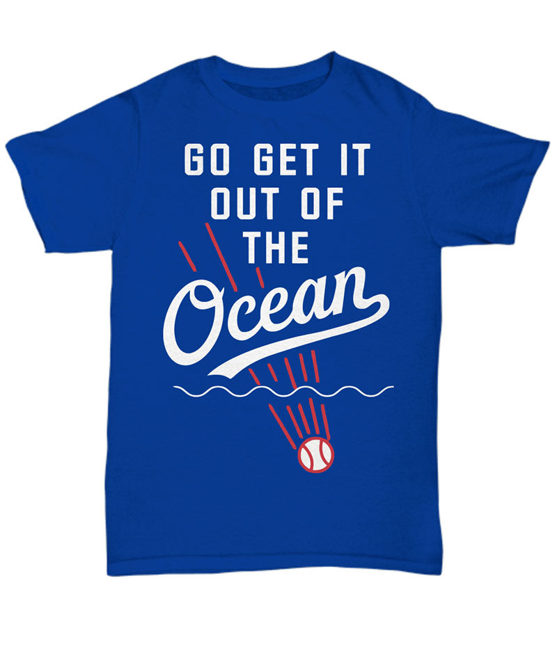 Get It Out Of The Ocean tshirt