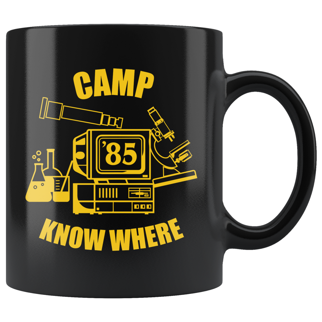 camp know where coffee mug