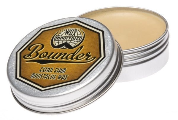 Wax Industries Bounder moustache wax mustache wax