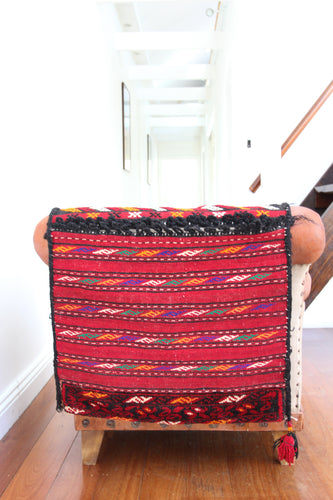 Sunset: Baluchi Saddle Bag