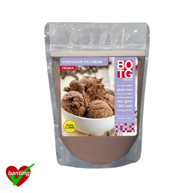 Premix Ice Cream Chocolate 150g