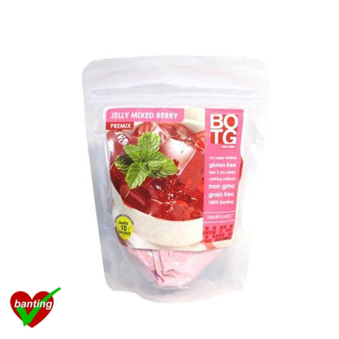 Premix Jelly Berry 130g