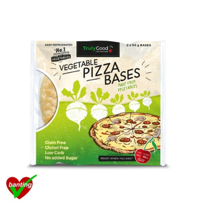 Vegetables Pizzas 2-pack