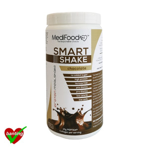 Supplement SmartShake - Choc 500g