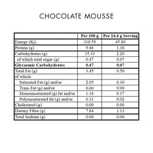 Load image into Gallery viewer, Premix Choc Mousse 115g