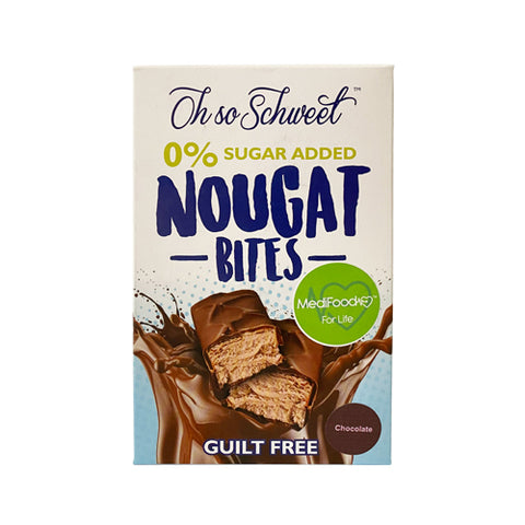 Nougat Bites Chocolate (12 bites per box)
