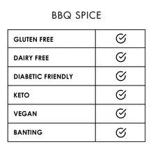 Load image into Gallery viewer, Spice BBQ 150g