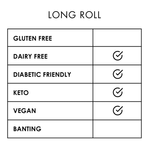 Low Carb Long Rolls 4-pack