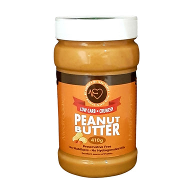 #NewArrival - Low Carb Peanut Butter Crunchy 410g