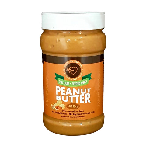 #NewArrival - Low Carb Peanut Butter Seeded 410g