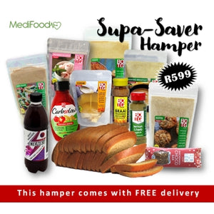 #SUPA SAVER Hamper + FREE DELIVERY