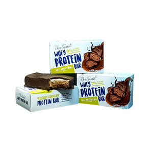 #NewArrival - Whey Protein Bar - Chocolate