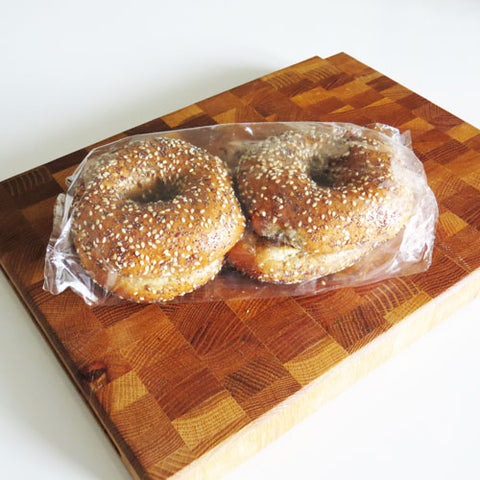 Low Carb Bagels 4-pack