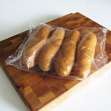 Load image into Gallery viewer, Low Carb Long Rolls 4-pack