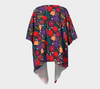 Las Flores Kimono Draped Kimono | Aimless Roots | Travel-Inspired Apparel | Gifts for Travelers