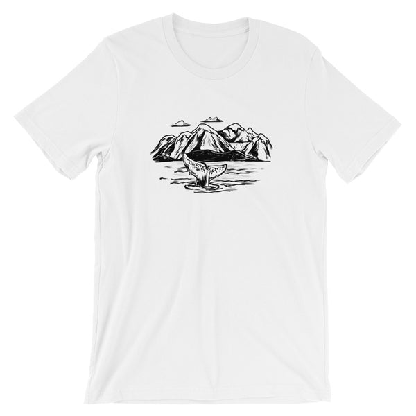 An Alaskan Tail T-Shirt  | Aimless Roots | Travel-Inspired Apparel | Gifts for Travelers