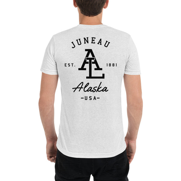 Alaska Capital T-shirt  | Aimless Roots | Travel-Inspired Apparel | Gifts for Travelers
