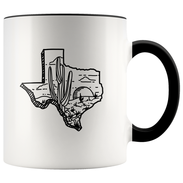 Greetings from Texas - Mug Drinkware | Aimless Roots | Travel-Inspired Apparel | Gifts for Travelers