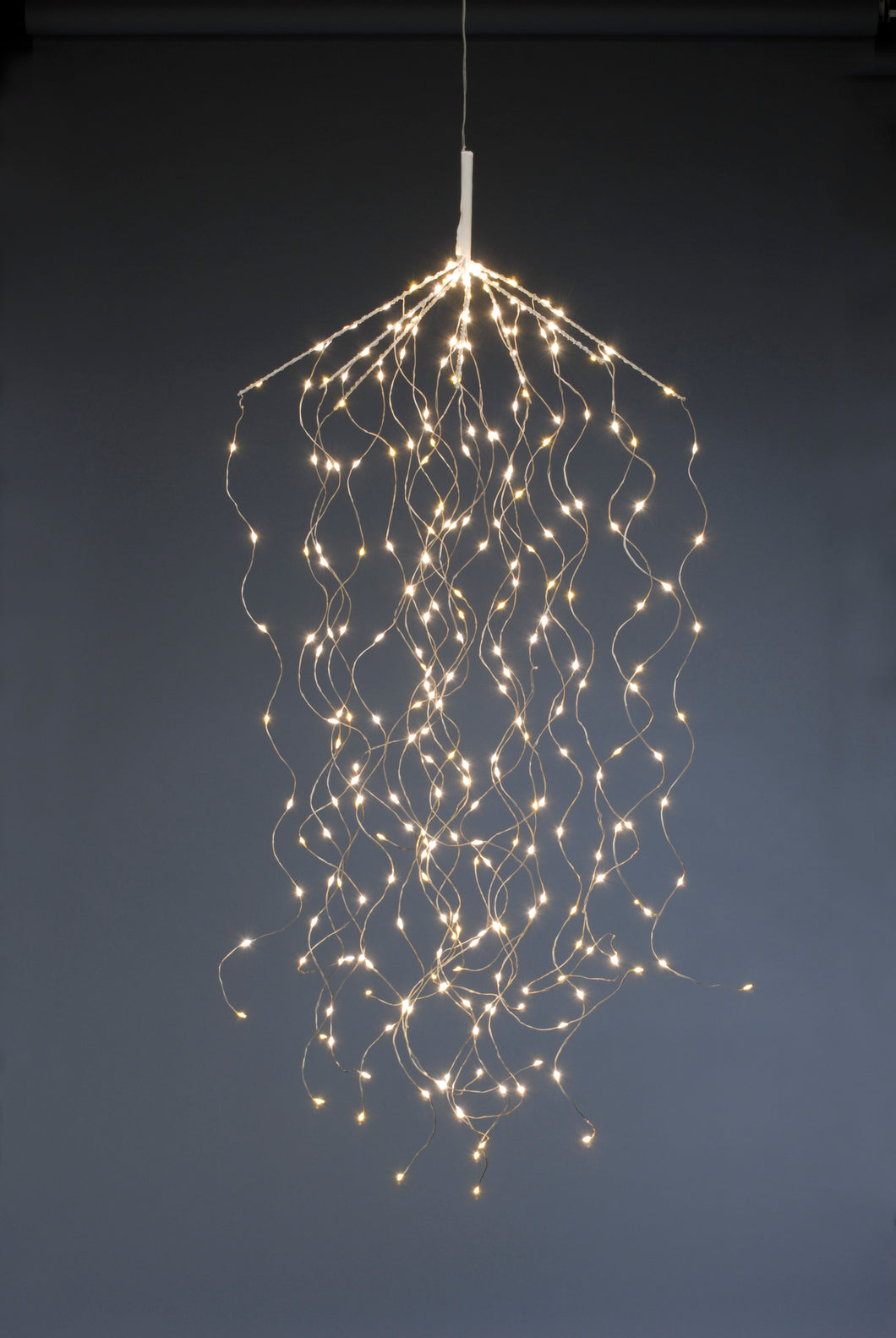 100 cm Dewdrop Waterfall Lights Warm White