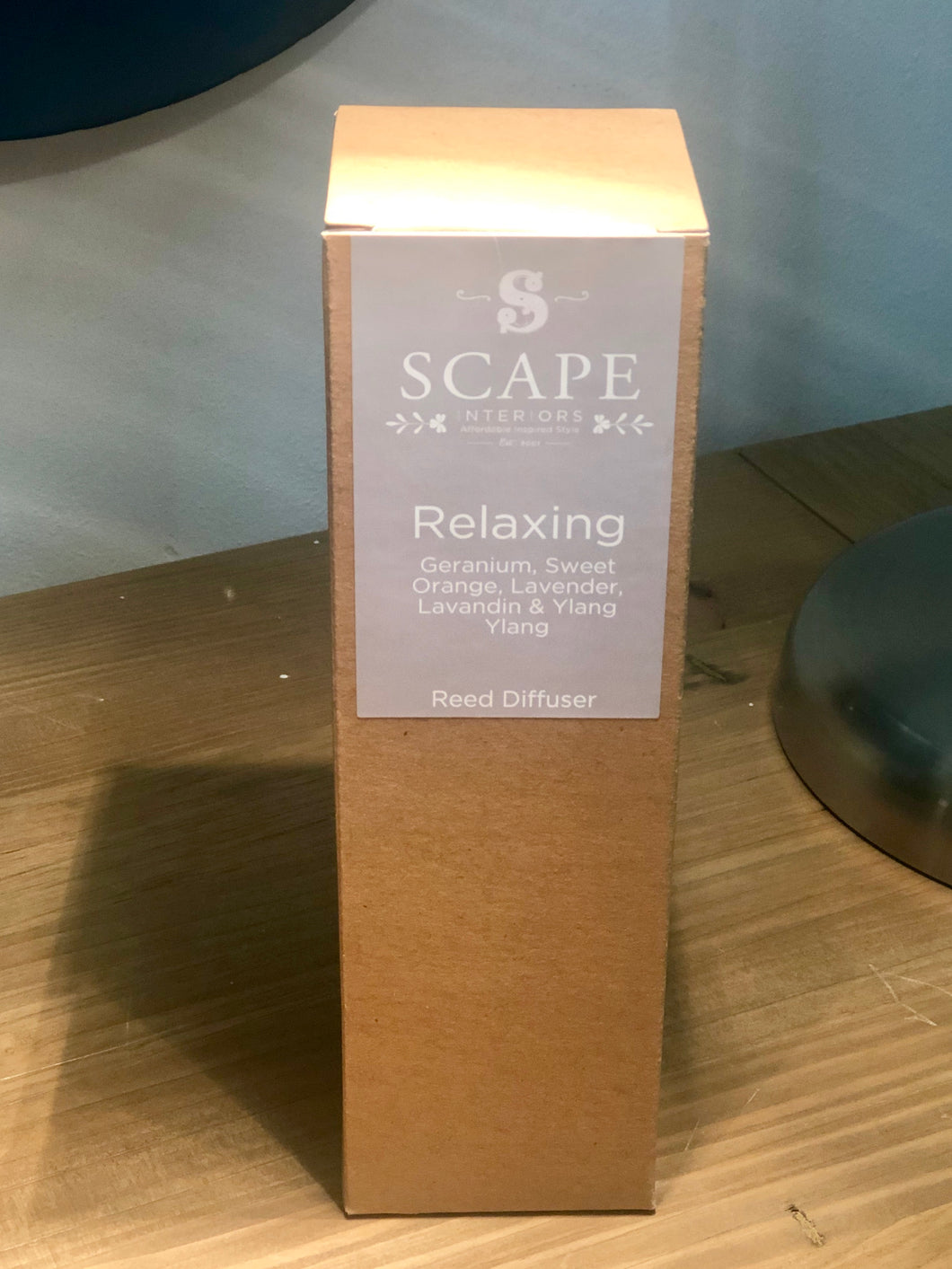 Scape Interiors Natural Relaxing Diffuser