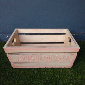 Leigh-On-Sea Boxes | Pink
