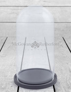 medium Glass Dome | Cloche Glass