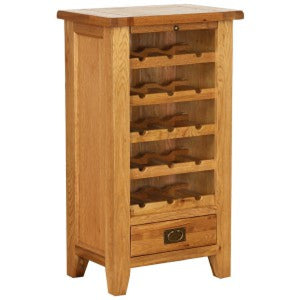 Vancouver Petite Oak Wine Bar Kitchen and Dining Affordable home Furniture Shop