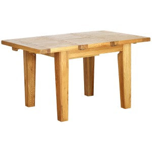 Vancouver Petite Extension Dining Table to 1400mm Kitchen and Dining affordable home furniture shop