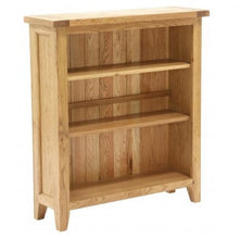 Vancouver Petite Bookcase with 2 Adjustable Shelves affordable home furniture shop