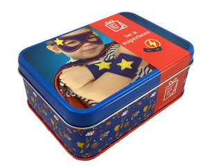 Be A Superhero | Gifts in a Tin