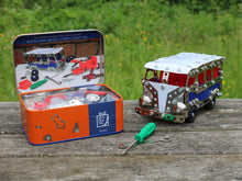 Camper Van in a Tin