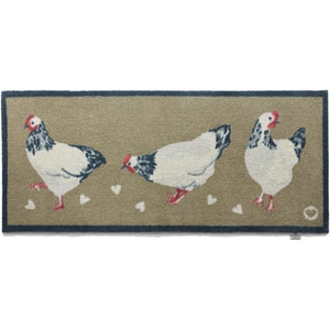 Hug Rug | Runner Chicken