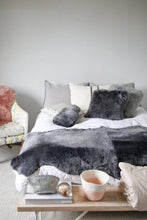 gray Sheepskin Hot Water Bottles