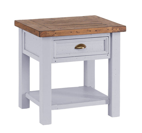 Hampton Lamp Table with 1 Drawer