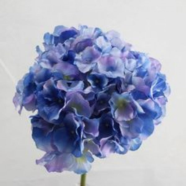 Artificial Hydrangea Extra Large Lavender