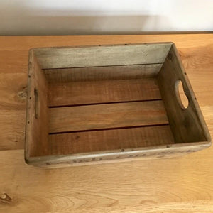 top view Wooden Leigh-On-Sea Box | Storage | Scape Interiors