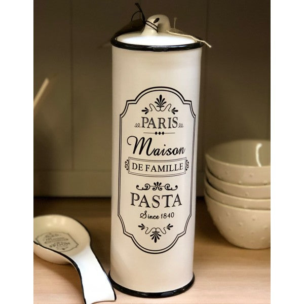 Parisienne Pasta Canister tableware gifts kitchen accessories