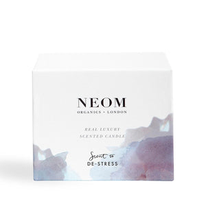 Real Luxury Scented Candle | Three Wicks Neom Limited